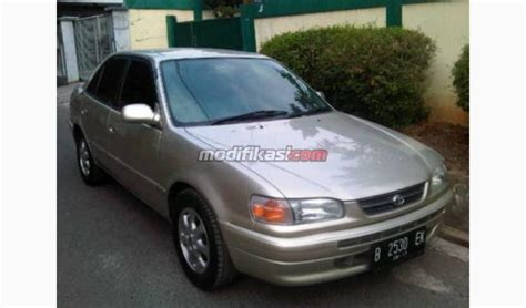 Toyota All New Corolla 1 6 Seg 1997 toyota corolla all new 1 6cc seg manual