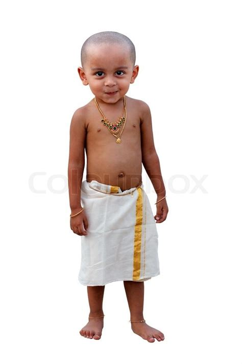 south indian dress for baby boy and handsome happy indian boy with smile