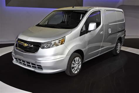 Chevrolet Express 2020 by 2020 Chevy Express Cargo Redesign Exterior Release