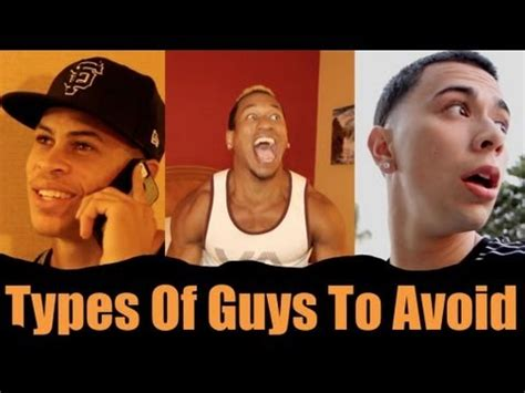 10 Dating You Just To Avoid by 10 Types Of Guys To Avoid Dating
