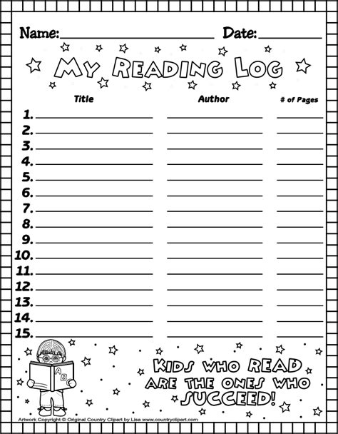 Reading Log -- overview | Reading logs, Reading log