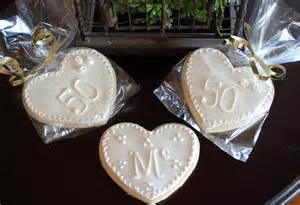 50th Wedding Anniversary Favors by 25 Best Ideas About Anniversary Favors On