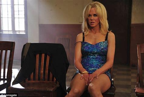 Lady In Bathtub The Shining Nicole Kidman Has Her Basic Instinct Moment In New Film