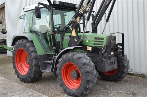 Suche Kaufen by Fendt 307 C Allrad Stoll Frontlader Fendt Traktoren