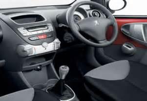 Peugeot 107 Inside Car Picker Peugeot 107 Interior Images