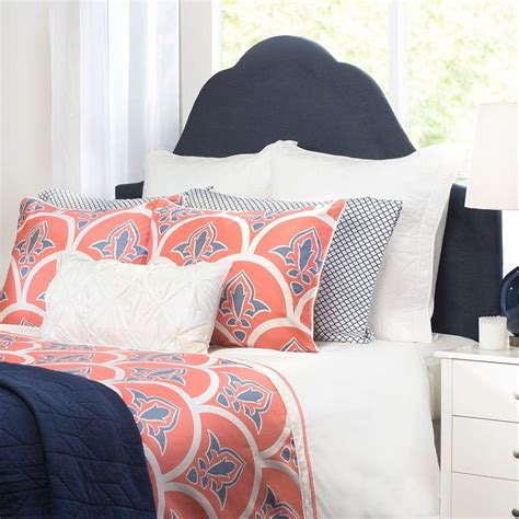 navy and coral bedding 25 best ideas about coral duvet on pinterest coral
