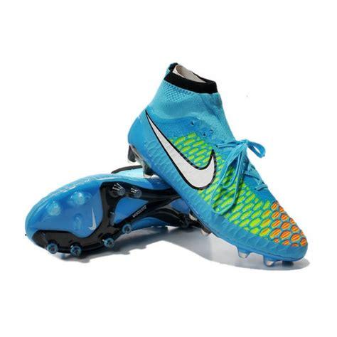 imagenes nike magista 2016 new soccer shoes nike magista obra fg blue green