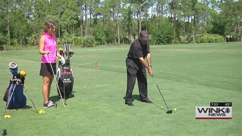 swing doctor golf the golf doctor check swing plane wink news