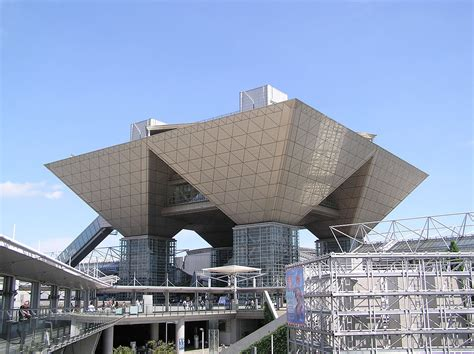 design center tokyo tokyo big sight wikipedia