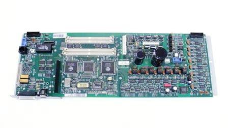 Platen Switch Assy P5000 152417 901 Printronix printronix 156985 001 p5000 cmx 40 mhz subassy pcba