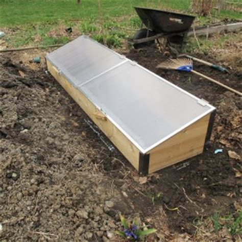 Cold Box Gardening by Manure For Cold Frame Henry Homeyer