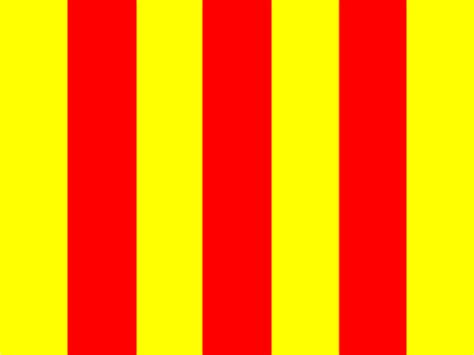 yellow red striped flags of the world flags used in auto racing