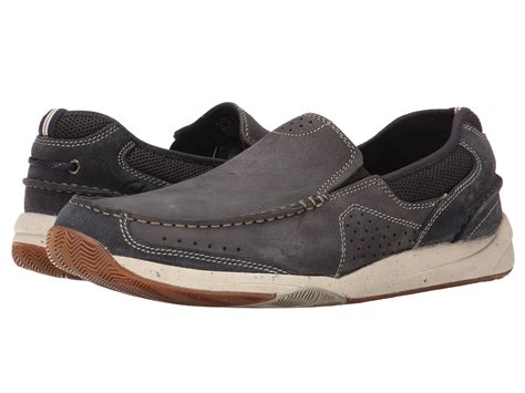 clarks sale shoes navy nubuck clarks allston free loafers on sale