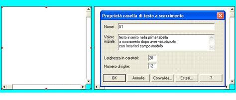 testo scorrevole html scorrimento