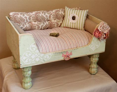 etsy beds dog bed cat bed luxury pet lounger by designercraftgirl on