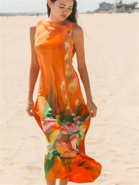 Dress Batik Set anemones silk batik dress product sku set 115352 115353
