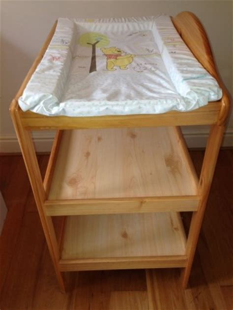 High Chair Cot Changing Table For Sale In Castleknock Cot Changing Table
