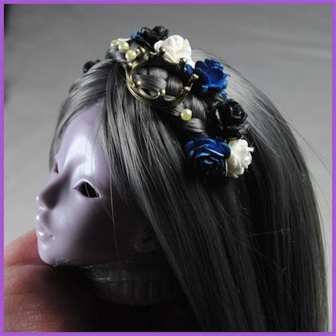 jointed doll wig tutorial 17 best images about jointed doll bjd tutorials