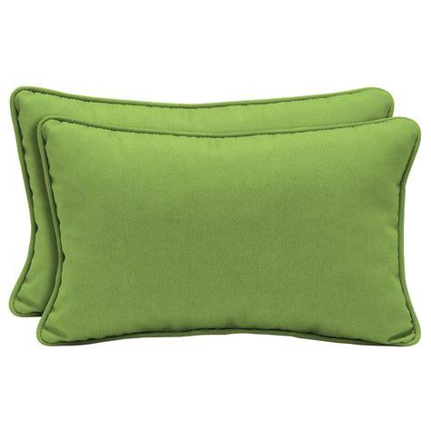 home decorators outdoor pillows home decorators collection sunbrella canvas gingko lumbar