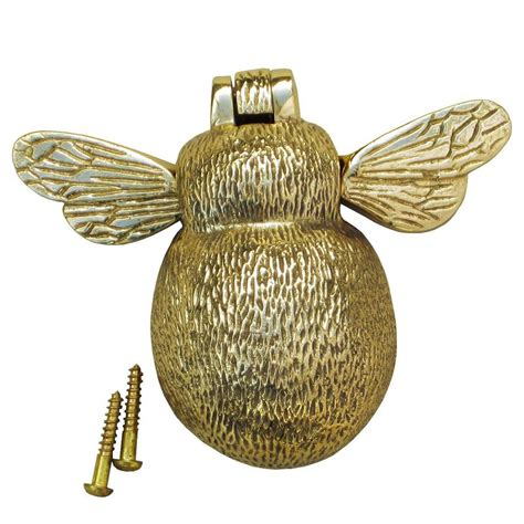 Bee Door Knocker by Kingdom Of Style Knock Knock