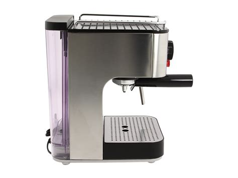 Sigmatic Coffee Maker 100 Ss cuisinart em 100 espresso maker stainless steel shipped free at zappos