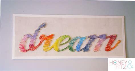 String Typography - string typography make