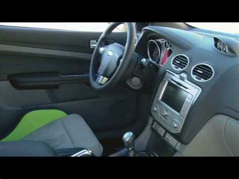officially new ford focus rs 2009 interior