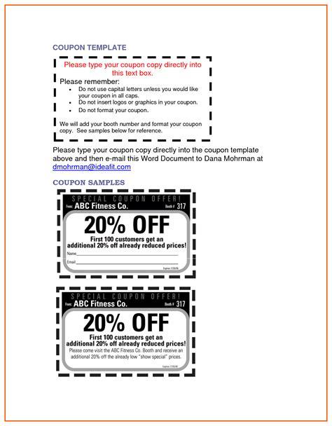 business coupon template mughals