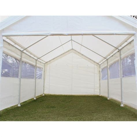 cing awnings and canopies king canopy 12 x 20 canopy sidewalls with bug screen