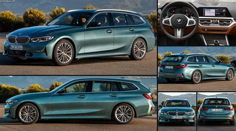 bmw  series touring  pictures information specs