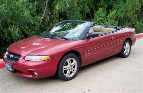 1997 Chrysler Sebring by 1997 Chrysler Sebring Convertible For Sale