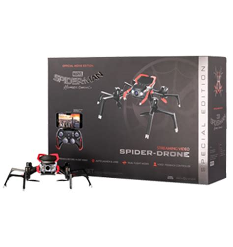 skyrocket spider man drone with camera | geek ph