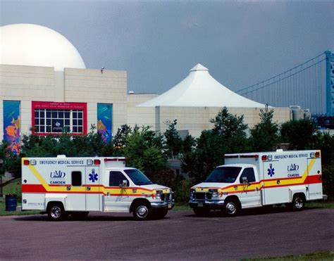 Cooper Hospital Emergency Room by Camden Nj Ambulances Emergency Service