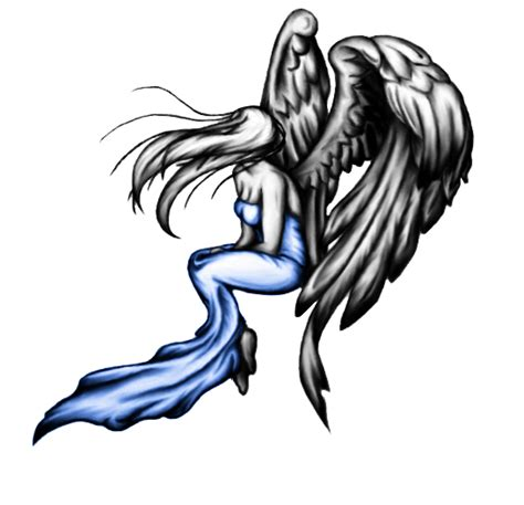 angel tattoos png transparent images png all