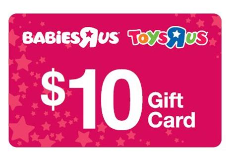 How To Check Toys R Us Gift Card - free 10 gift cards at babies r us for babies born in 2013 mojosavings com