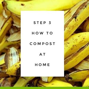 how to compost at home step 3 maze products