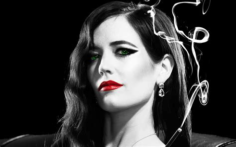 Wallpaper Eva Green Sin City | eva green in sin city 2 wallpapers hd wallpapers id 13847