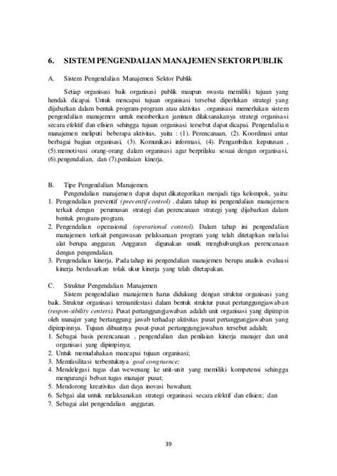 Salemba Empat Pemasaran Untuk Pemimpin Sektor Publik makalah laporan keuangan dan pengukuran kinerja sektor publik 8