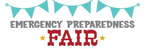 Emergency Preparedness Giveaways - emergency preparedness fair prepared housewives