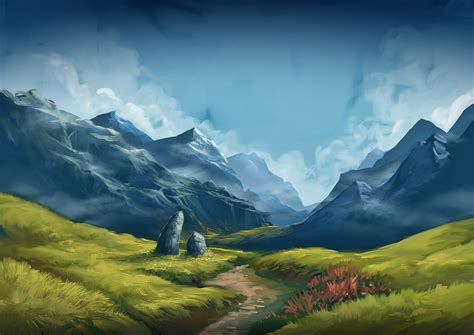 sketchbook landscape sketchbook pro landscape by jasonheeley on deviantart