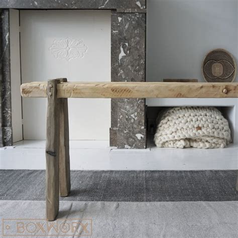 salontafel hout wit combinatie 25 beste idee 235 n over industri 235 le salontafels op pinterest