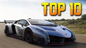 top 10 most expensive cars in the world 2017 most
