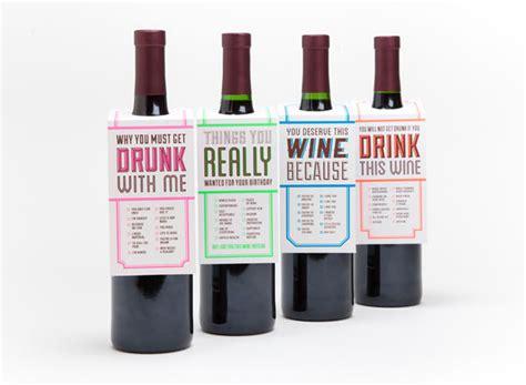 Humorous Wine Tags Wine Tags