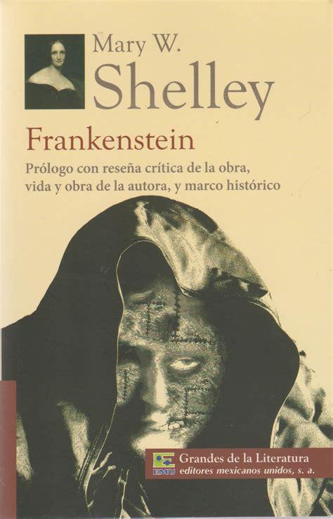 libro frankenstein desventuras de iku