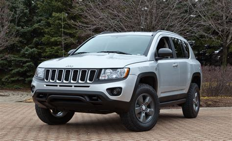 Jeep Compass Lift Kit Jeep Bringing Six Hopped Up Mopar Built Vehicles To