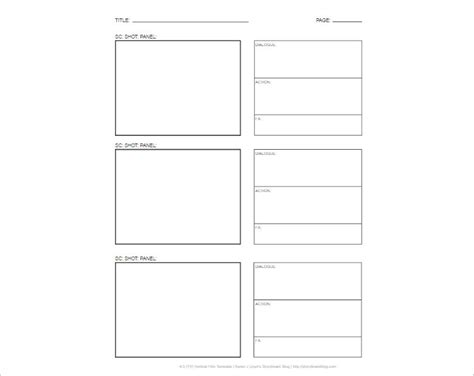 70 Storyboard Templates Free Word Pdf Ppt Documents Download Microsoft Excel Storyboard Template