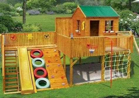 wood pallet playhouses for recycled things