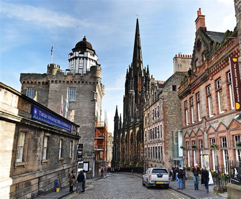 Small Town Charm by Edinburgh Scotland By Luxe Travel