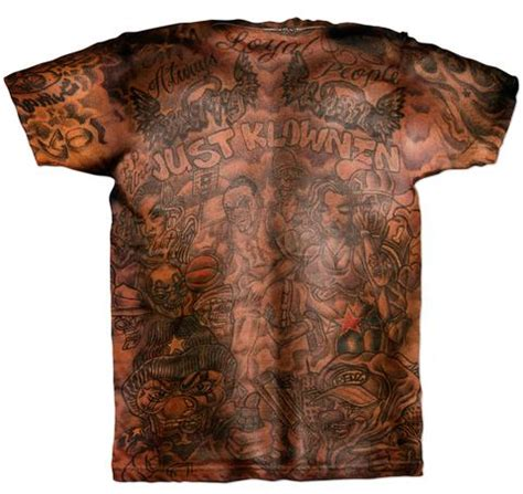 tattoo your back like a jersey jr smith tattoo shirtless shirt freshbrewedtees