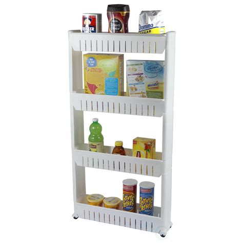 9 cabinet pull out organizer 20 in x 40 in plastic slim storage cabinet organizer 4